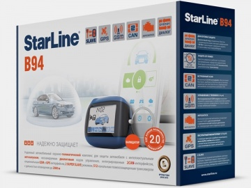 StarLine B94 2CAN GSM/GPS