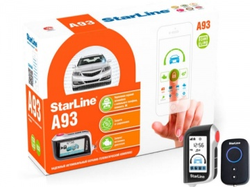 StarLine A93 2CAN+2LIN GSM GPS